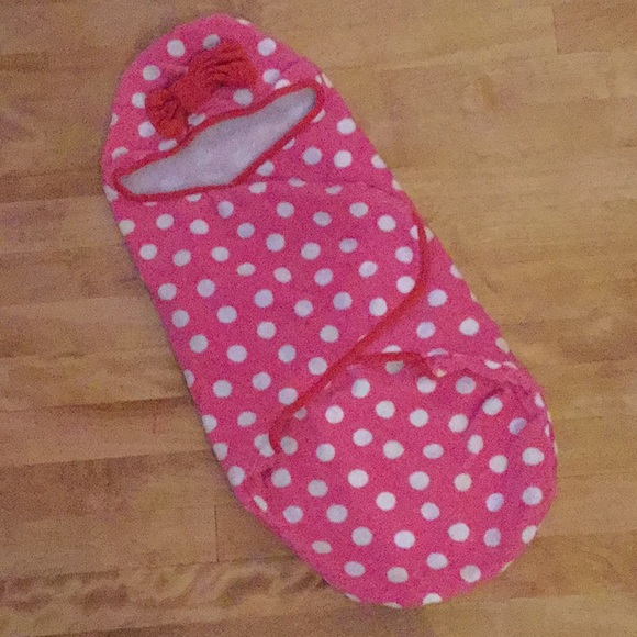 Disney  cute wrap baby bath towel size 0-6 M